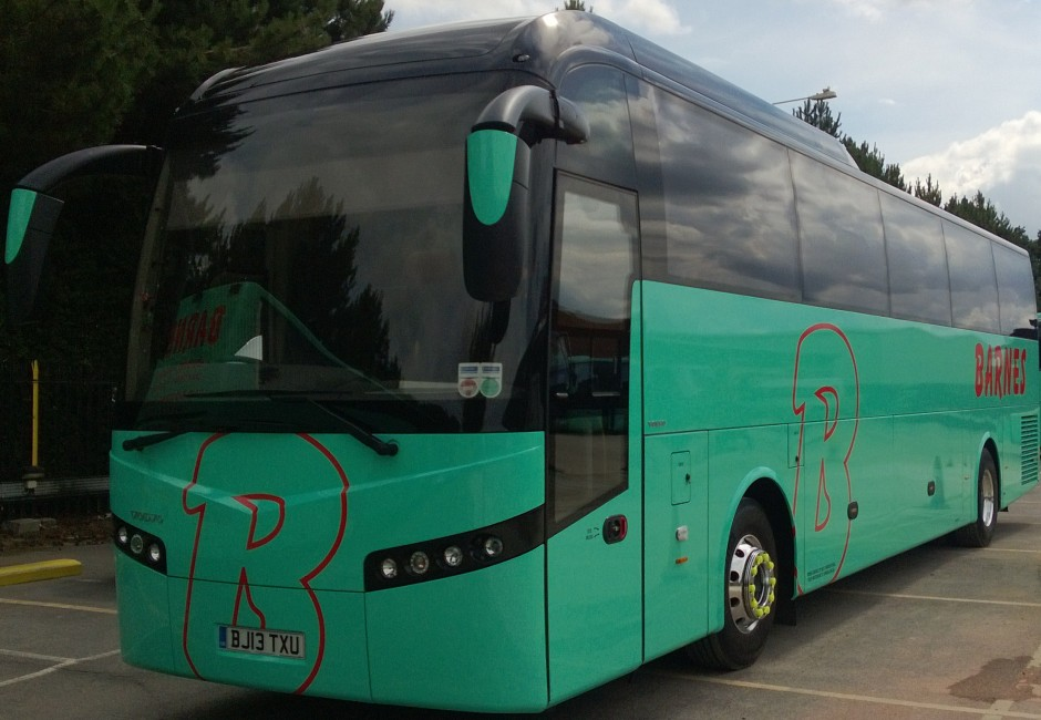 Barnes Coaches uses fleet technology to save £60,000 ...